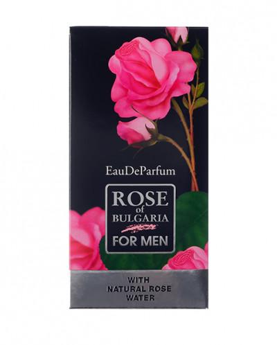 Туалетная вода для мужчин Rose of Bulgaria for men