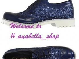 Новые ботинки Италия