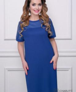 Платье Конфетка-эстетка (электрик)