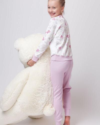 Пижама для девочки Девочка