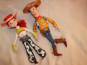 Вуди и Джесси История игрушек Disney Store