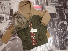 Куртка два в одном Scotch&Coda kids. 122-128р