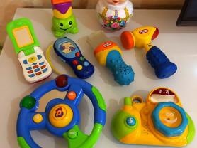 Набор развивающих игрушек х