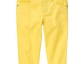 Бриджи желтые gymboree размер 4г