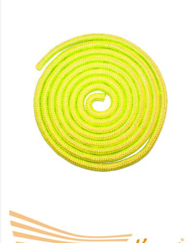 Скакалка гимнастическая 300 см, 8 цветов