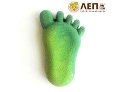 Кинетический песок, меняющий цвет Зеленый - в наличии!