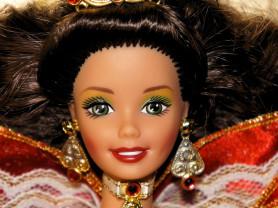 Шикарня Коллекционная кукла Барби