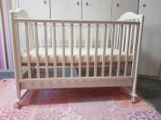 Кроватка Pali Meggie с матрасом Аскона