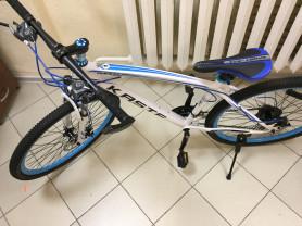 Велосипед MTB KASTE BIKE