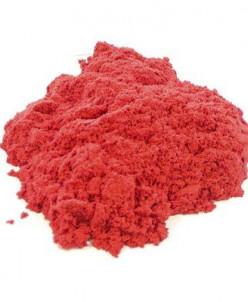 Кинетический песок (красный), 1кг. - в наличии!