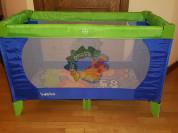 Манеж Bimbo + игрушка Chicco