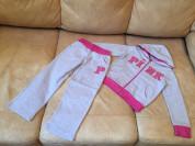 Новый спортивный костюм для девочки
