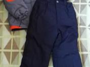 Новый комплект полукомбез и куртка с этикетками