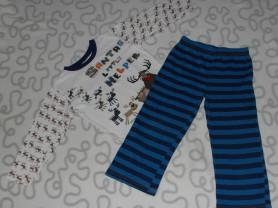 Комплект домашней одежды F&F, 98-104 см