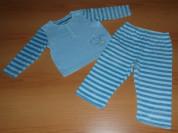 Комплект велюровый Marks&Spencer, кофта и брюки, 9