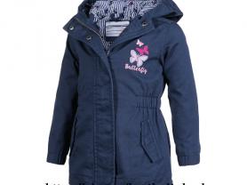 Куртка парка для девочки