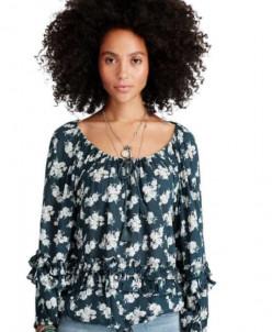 Блузка в стиле бохо ralph lauren оригинал