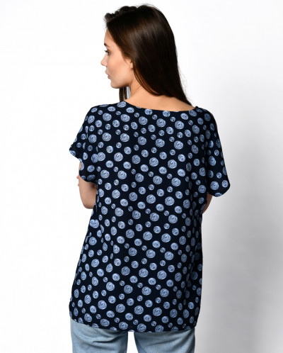 Блузка 12291/0, 2 цвета