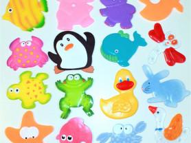Мини-коврики детские для купания