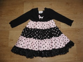 Платье с пуделем (США) размер 2 г