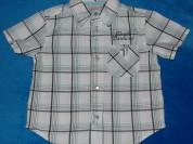 Рубашка с коротким рукавом Mothercare, 86-92 см