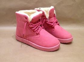 """Стильные ботинки на зиму """"Сhina"""" новые, теплые"""