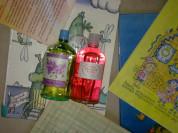 Розовая вода ссср ,винтаж лосьен.Одеколон Сирень