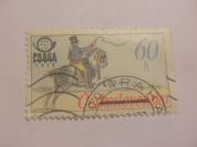 Марка 60h Чехословакия Прага 1978 год