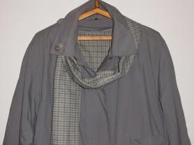 Плащ CANDA - подстежка, шарф - р. 54-56 ОГ 124 см