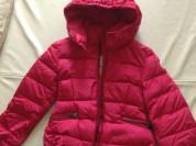 Новая зимняя куртка Moncler оригинал р. 3 г. 98 см