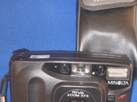 Minolta Riva Zoom AF5 - комп пленочная фотокамера