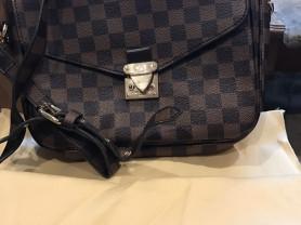 сумка через плечо. копия Louis Vuitton