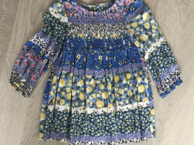 Платье Zara, 80 см