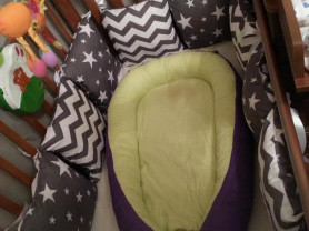 Кокон-гнездышко  для младенца