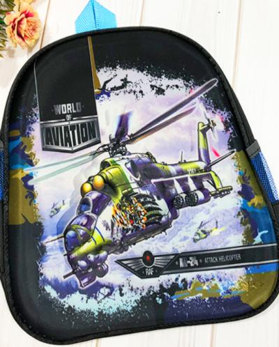 Рюкзак дошкольный 32х28х8см