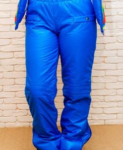 Женские свободные термо-брюки