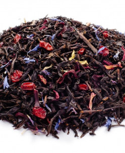 """Чай Gutenberg чёрный """"С барбарисом"""""""