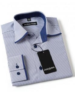 Рубашка в полоску  68-110 см