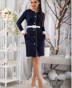 Стильное платье - 10676