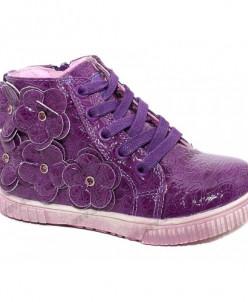 Ботинки М+Д 6223 фиолетовый (27-32)