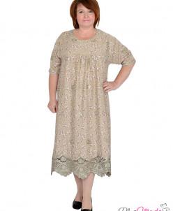 Платье Модель №594 размеры 44-82