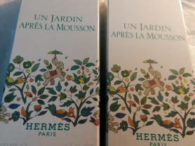 Hermes сады муссона гель для душа 200 мл