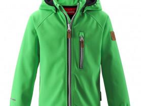 Новая куртка Softshell Reima, 122-128 см