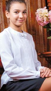 Блузка Л*инда
