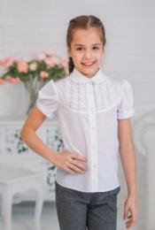 12.09. Блуза для девочки  размер 146-72-69