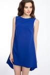 Повседневное платье #15071708 (Синий)