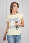 Женская футболка Stimma Флавер 1173