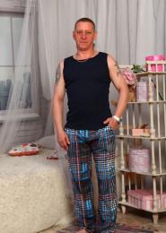 №БМ15-3 Брюки мужские домашние