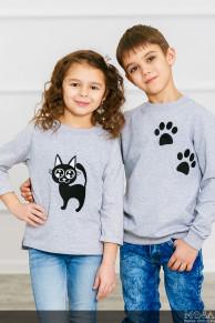 """Джемпер для мальчика """"CAT"""""""