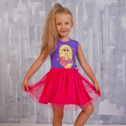 Платье для девочки ZG 15093-DF1
